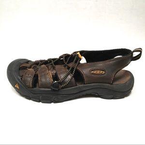 Men's Keen Newport trail/hiking/water sandals 9*